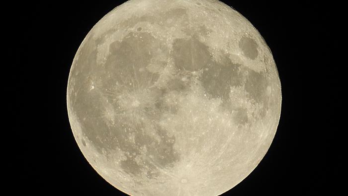 Pełnia Koźlego Księżyca - lipiec 2021. Kiedy jest i dlaczego tak się nazywa?/zdjęcie poglądowe