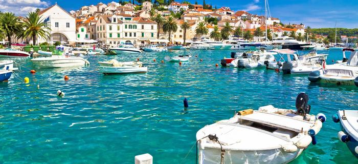 Chorwacja/ wyspa Hvar