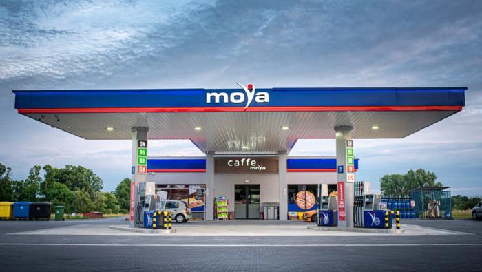 W drodze na wakacje nie przegap stacji paliw MOYA