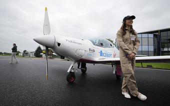 Zara Rutherford. 19 latka wyruszyła w samotny lot dookoła świata