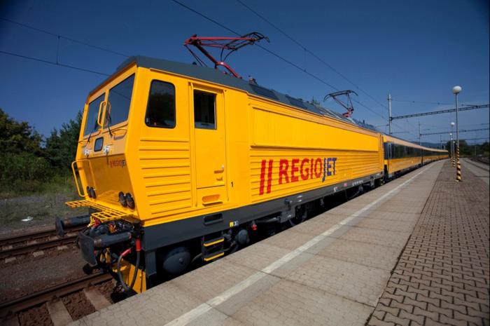 Pociąg do Chorwacji. Jest rozkład jazdy RegioJet z Krakowa, Rjeki i Splitu