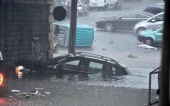 Powódź w Katanii